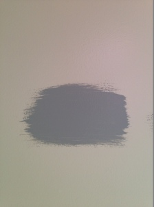 Darker Grey on Wall