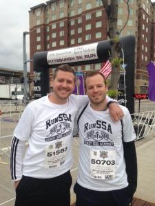 Pittsburgh Marathon 1