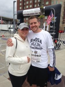 Pittsburgh Marathon 2