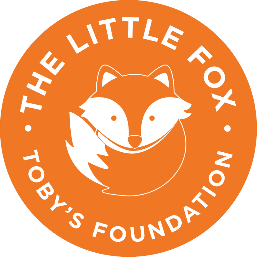 The Little Fox | Toby's Foundation Logo
