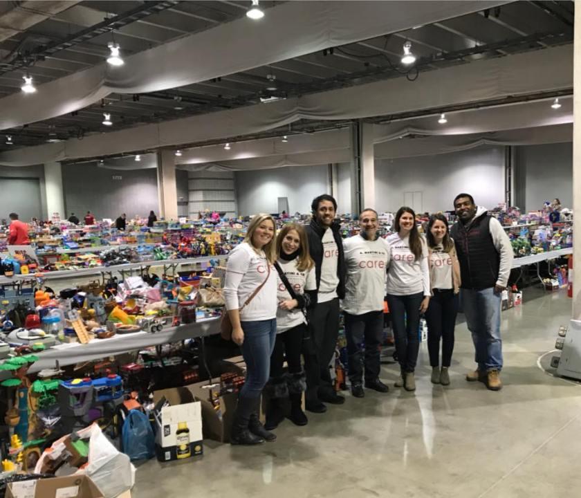 AMC Volunteering