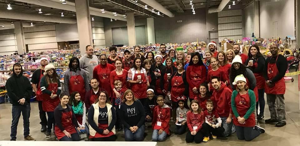 PIF Volunteers